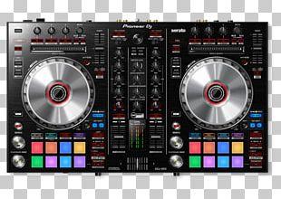 DJ Controller Pioneer DJ Pioneer DDJ-SR Disc Jockey Audio Mixers PNG