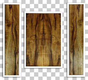 Trunk Floor Wood Stain Lumber Plank PNG
