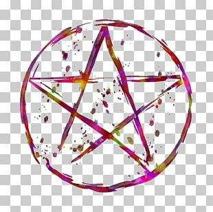 Pentagram Pentacle Wicca Witchcraft Magic PNG