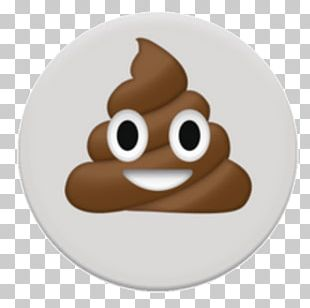 Pile Of Poo Emoji Feces T-shirt Sticker PNG