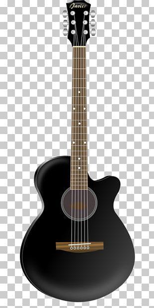 Twelve-string Guitar Acoustic-electric Guitar Steel-string Acoustic Guitar PNG
