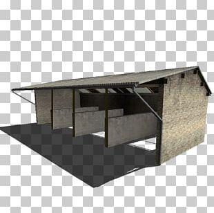 Farming Simulator 17 Mod Combine Harvester Building PNG