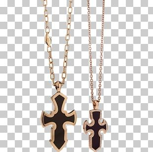 Locket Necklace Chain Metal Religion PNG
