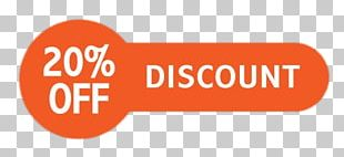20% Off Discount PNG