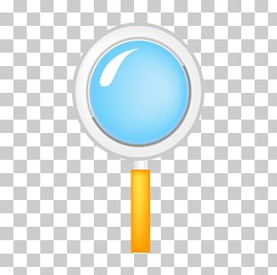 Magnifying Glass Euclidean PNG