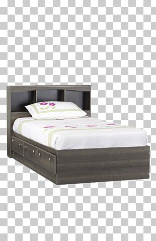 Bed Frame Mattress Bed Sheets PNG