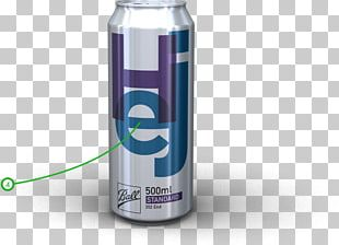 Energy Drink Aluminum Can Water PNG
