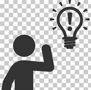 Computer Icons Idea Incandescent Light Bulb PNG