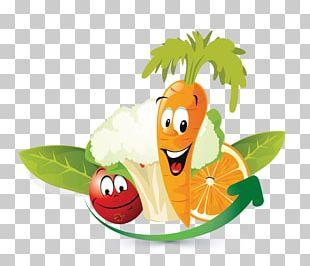 Leaf Vegetable Mixed Vegetable Soup Fruit Logo PNG