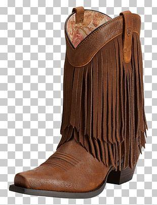 Ariat Cowboy Boot Mule PNG