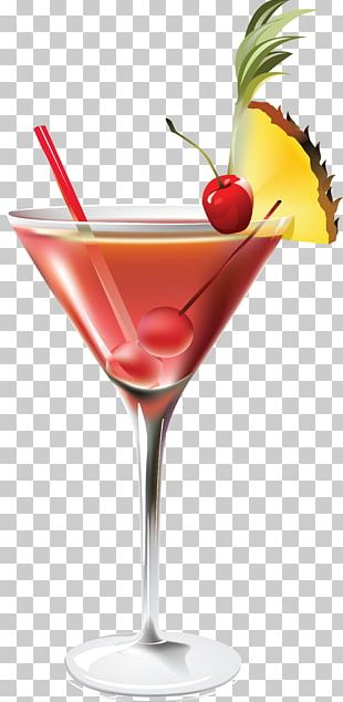 Wine Cocktail Screwdriver Blue Lagoon Martini PNG