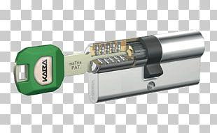 Cylinder Lock Dormakaba Pin Tumbler Lock Schließzylinder PNG