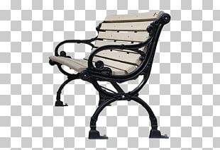 Garden Furniture Bench Chair Table PNG