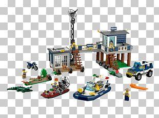 LEGO 60069 City Swamp Police Station Lego City The Lego Group Lego Canada PNG