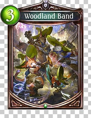 Shadowverse: Wonderland Dreams Music Video Game Collectible Card Game PNG