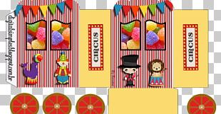 Circus Party Graphic Design Clown PNG