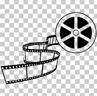 GV Yishun Wall Decal Cinema Film Reel PNG