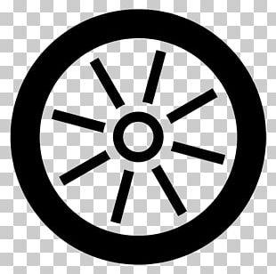 Car Wheel PNG