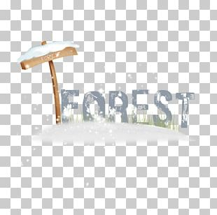 Forest Tree Brand Bear Logo PNG