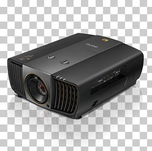Multimedia Projectors 4K Resolution BenQ Ultra-high-definition Television PNG