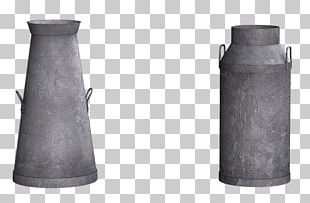 Milk Cans Duo PNG