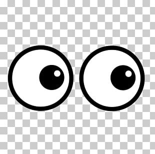 Googly Eyes Cartoon PNG