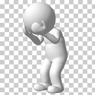 Stress Crying Lead Sweet Home 3D PNG