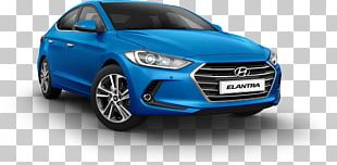 2017 Hyundai Elantra 2018 Hyundai Elantra Sedan Car PNG