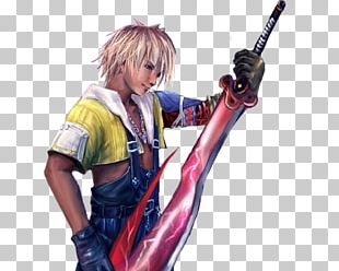 Final Fantasy X-2 Kingdom Hearts Dissidia Final Fantasy Tidus PNG