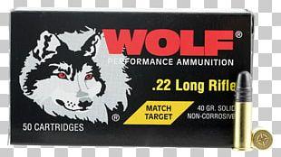 Wolf Ammunition .22 Long Rifle Full Metal Jacket Bullet 7.62×39mm PNG