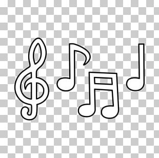 Musical Note Coloring Book Sheet Music Musical Theatre PNG