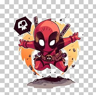 Deadpool Venom Punisher Spider-Man Daredevil PNG