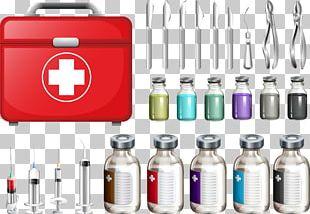 Pharmaceutical Drug Syringe Medicine Medical Equipment PNG