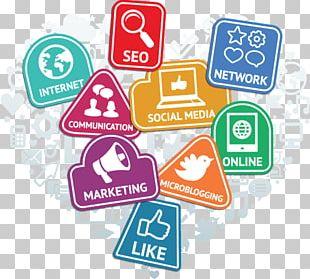 Digital Marketing Social Media Marketing Business Marketing Strategy PNG