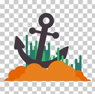 Seabed Anchor PNG