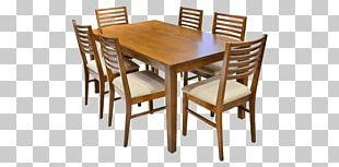 Table Dining Room Chair Matbord Kitchen PNG