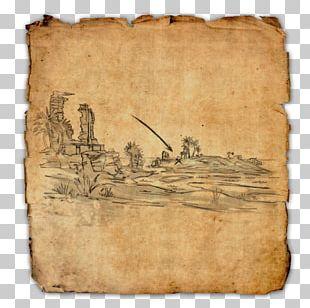 Elder Scrolls Online: Morrowind Treasure Map Location PNG