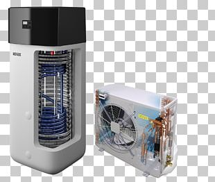 Heat Pump Water Daikin PNG