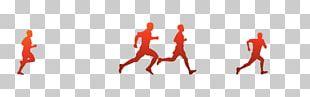 Running Sprint Walking PNG