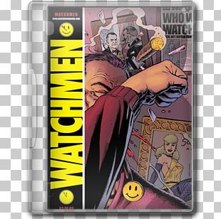 San Diego Comic-Con Production Of Watchmen Comics Film PNG