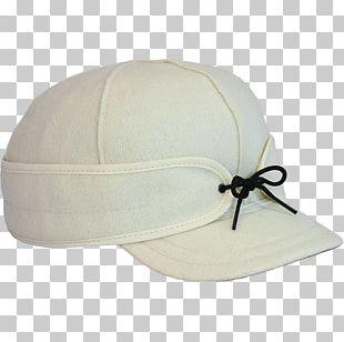 Stormy Kromer Cap Trucker Hat White PNG