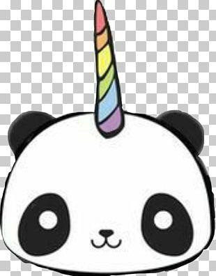 Kavaii Giant Panda Drawing Pikachu PNG