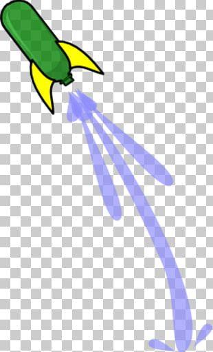 Rocket Launch Water Rocket Bottle Rocket PNG
