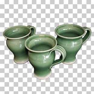 Ceramic Pottery Urn PNG