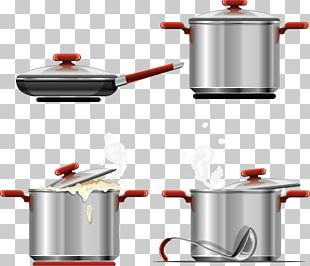 Cookware And Bakeware Cooking Kitchen Utensil Illustration PNG