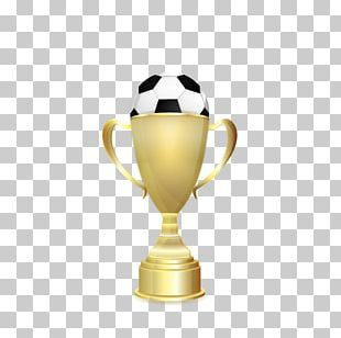 2018 FIFA World Cup Trophy Football PNG
