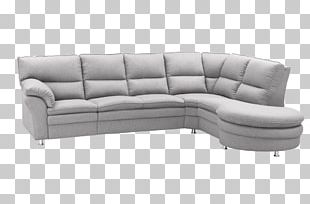 Chaise Longue Couch Chair Tuffet Furniture PNG