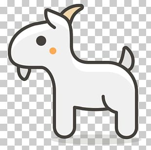 Goat Emoji Computer Icons Cat PNG