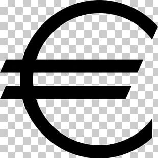 Euro Sign Currency Symbol Dollar Sign Euro Coins PNG