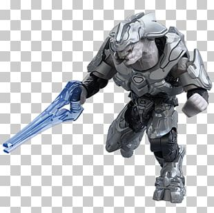 Halo 4 Halo 5: Guardians Covenant Sangheili Mega Brands PNG